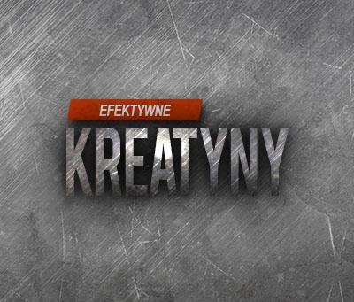 Kreatyny