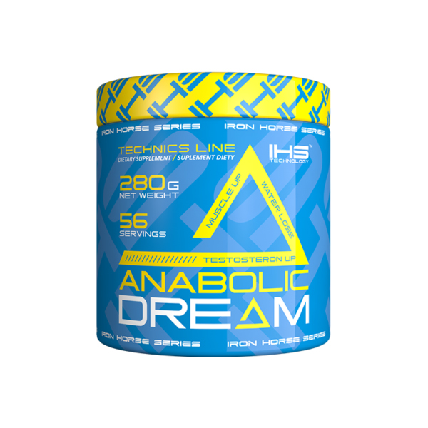 iron horse anabolic dream