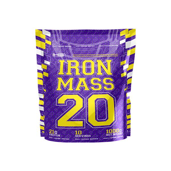iron mass 1000
